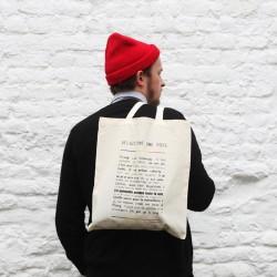 Tote Bag - Belgicismes
