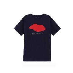 T-Shirt THINKING MU Besos -...